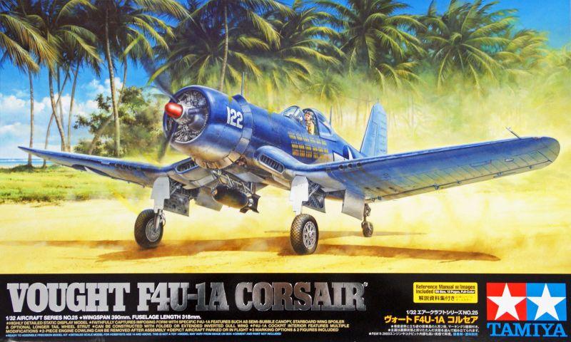 1/32 AEREO VOUGHTT F4U-1A CORSAIR