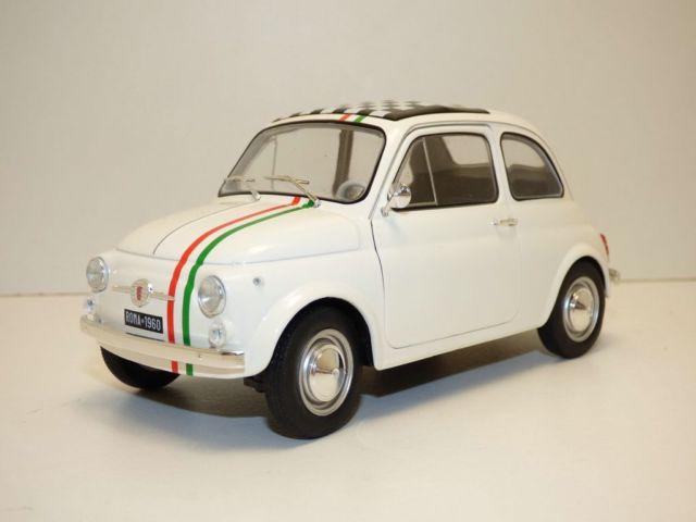1/18 FIAT 500L ITALIA 1968