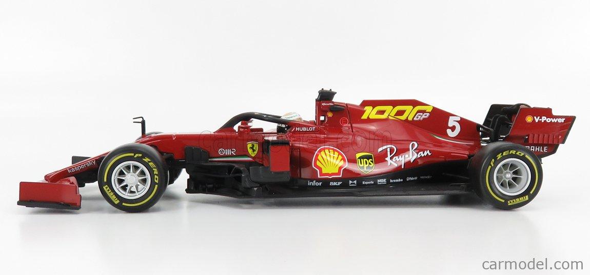 1/18 Ferrari Mugello GP1000 (S. Vettel #5)