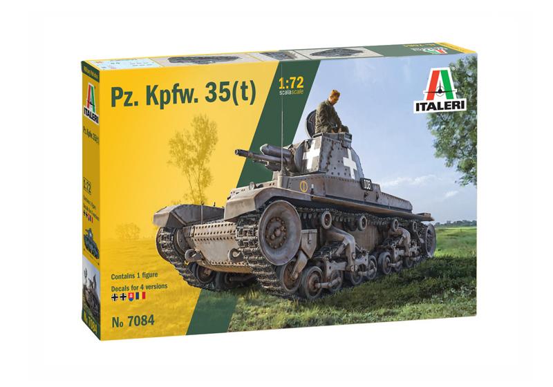 1/72 Pz. Kpfw. 35(t)