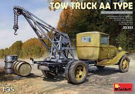 1/35 Tow Truck AA Type