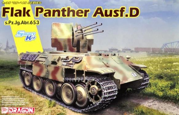 1/35 Flak Panther Ausf.D s.Pz.Jg.Abt.653