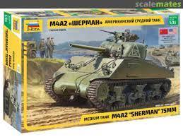 1/35 Medium Tank M4A2