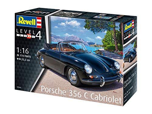 1/16 Porsche 356 C Cabriolet
