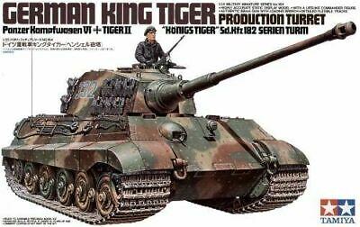 1/35 German King Tiger Production Turret