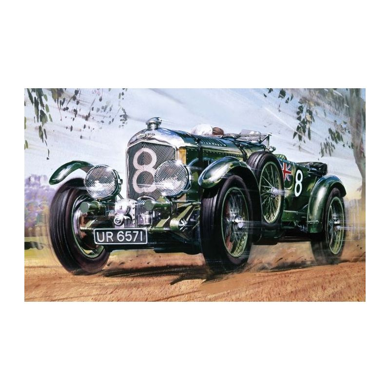1/12 VINTAGE CLASSIC: 1930 4.5 Litre Bentley