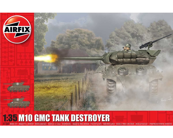 1/35 M10 GMC (U.S. Army)