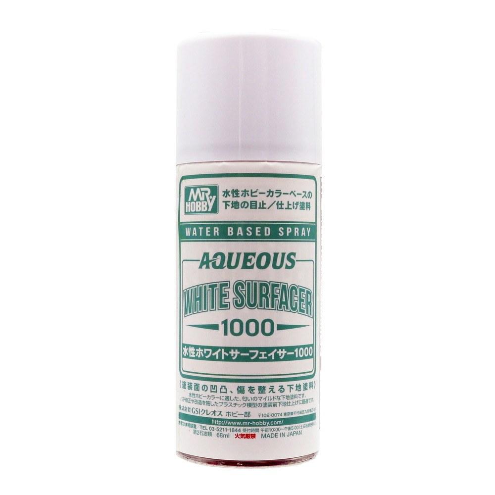 ACQUEOS WHITE SURFACER 1000 SPRAY