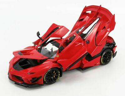 1/18 FERRARI FXX-K EVO 2017 RED