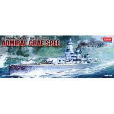 1/350 Graf Spee