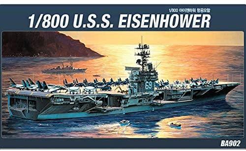 1/800 USS CVN-69 Eisenhower