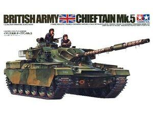 1/35 British Chieftain Mk. 5 Tank