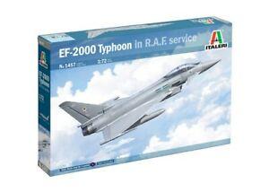 1/72 EF-2000 Typhoon in R.A.F. Service