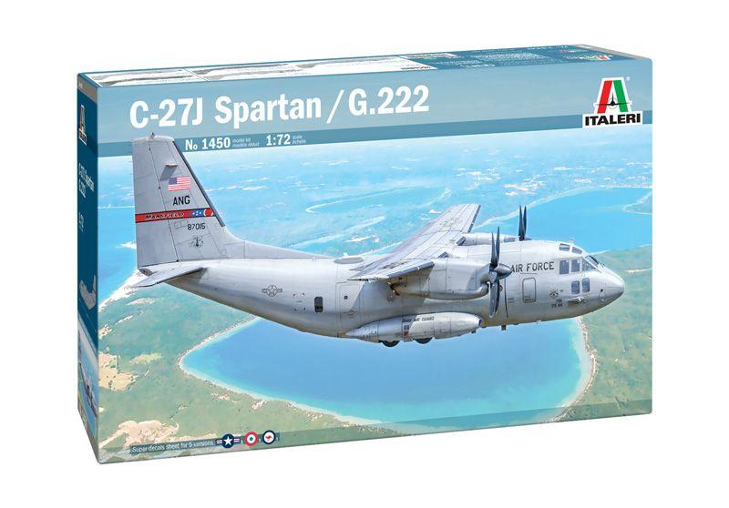1/72 C-27J Spartan / G.222