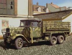 1/35 Henschel 33 D1, WWII German Army Truck