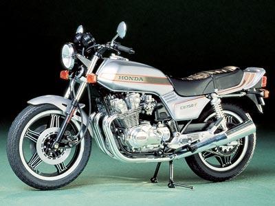 1/12 Moto Honda CB750F [Limited Edition]