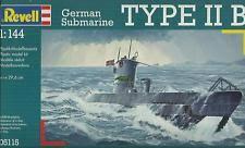 1/144 TYPE II B SOTTOMARINO TEDESCO