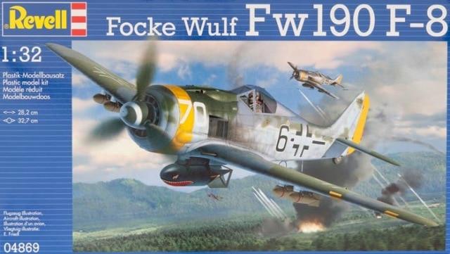 1/32 FOKE WULF Fw190 F-8