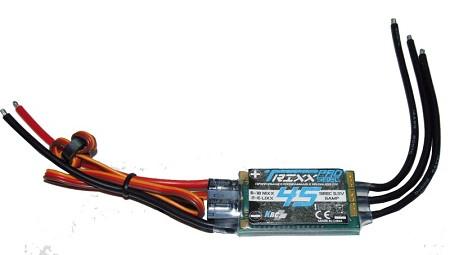 Trixx Pro 45Amp SBEC 5,5V/6A