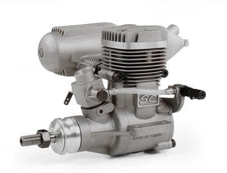 SC61A-S AERO RC ABC ENGINE (R/NEEDLE)