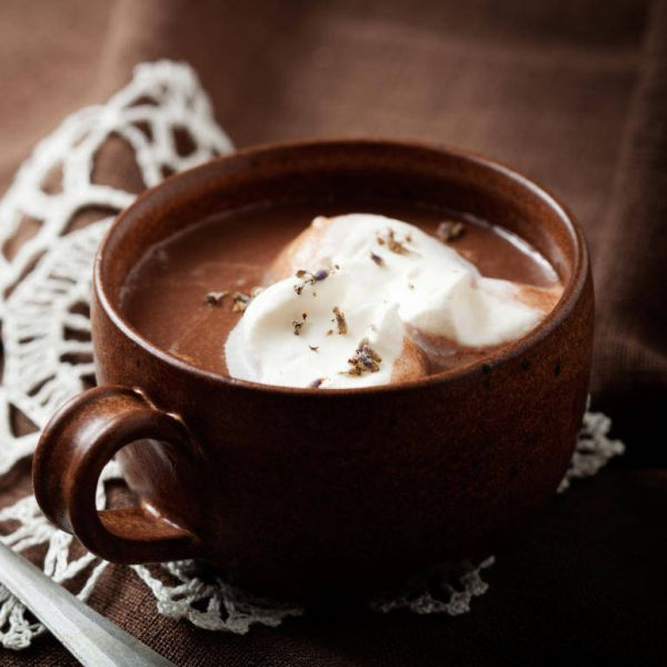 Cioccolata in tazza