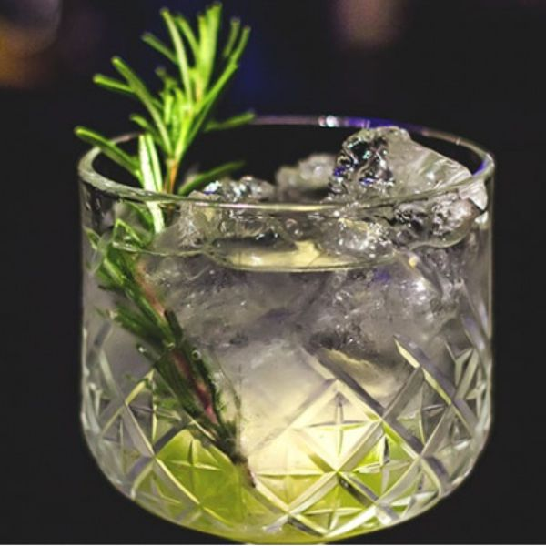 Gin Mare + Tonica