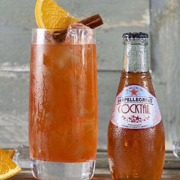 Cocktail Sanpellegrino