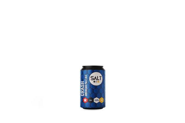 CRASH American pale ale 33cl 5,0%