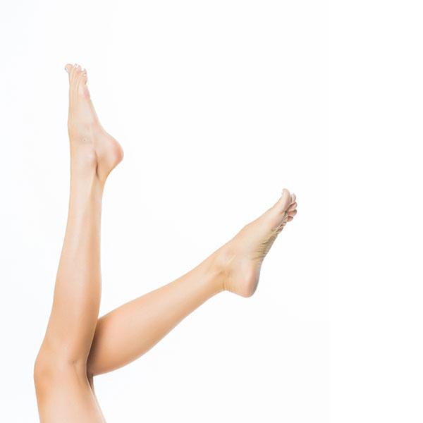 Depilazione mezza gamba