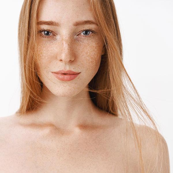 Trattamento viso ipercollagene e proteine della seta