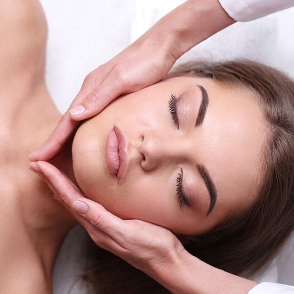 Candle massage viso e corpo