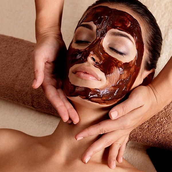 Massaggio al cioccolato
