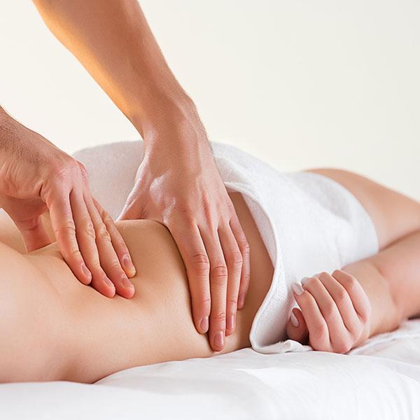 Massaggio modellante anticellulite