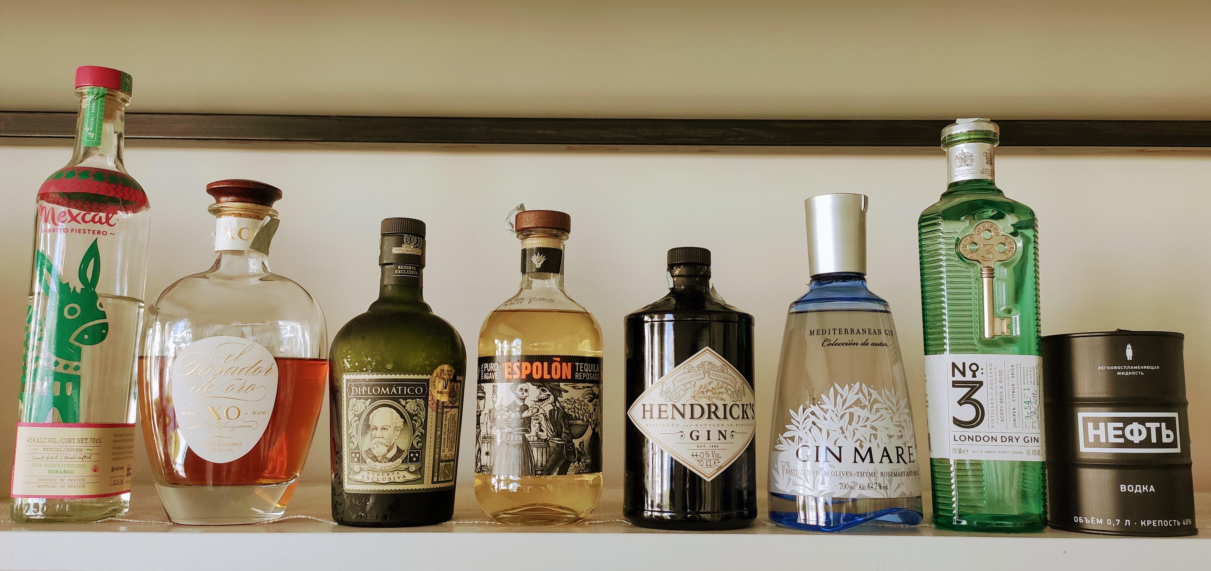 Liquori e Amari